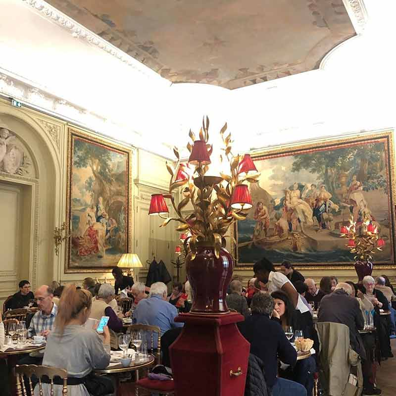 museo jacquemart cafe