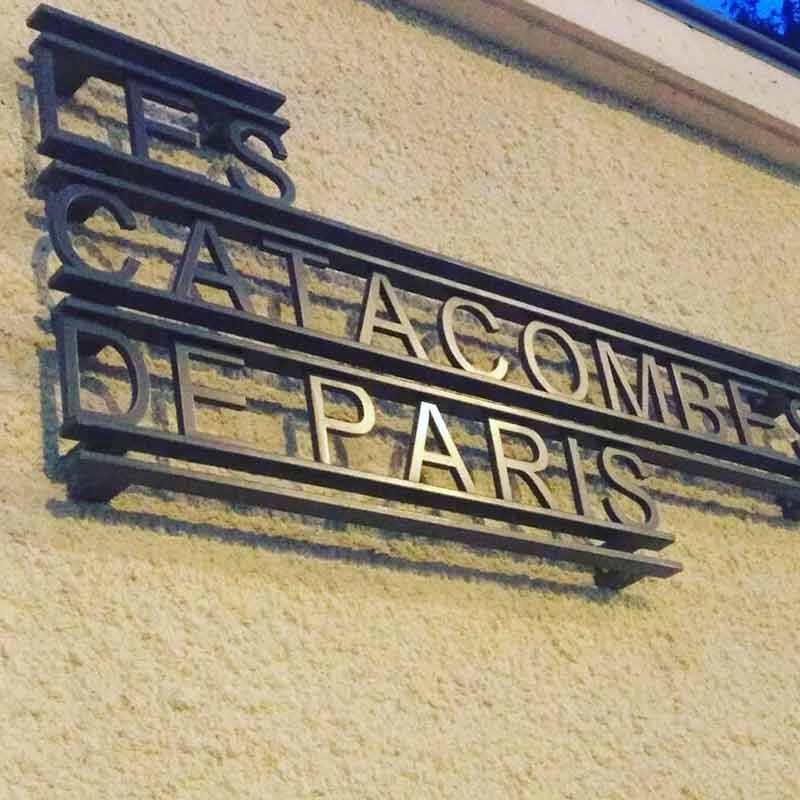 catacumbas paris entradas