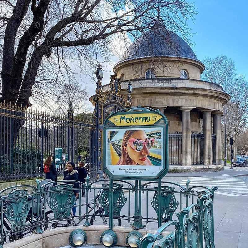 horarios parque monceau