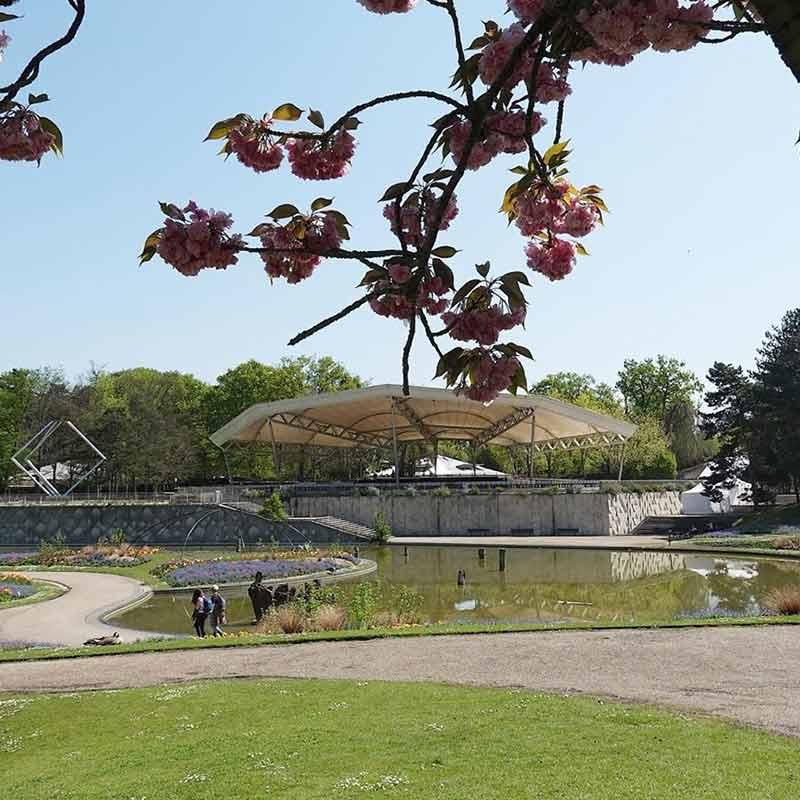 parque floral de paris eventos