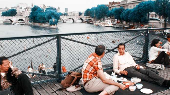 picnic en paris