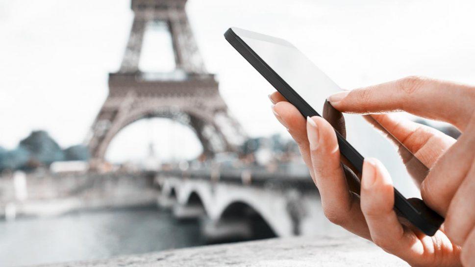 aplicaciones para visitar paris