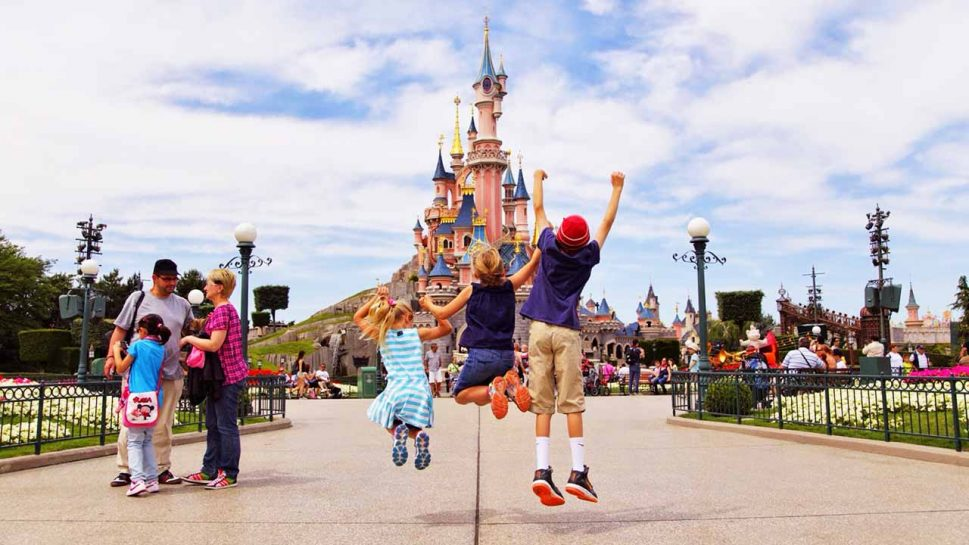 Comprar entradas Disneyland Paris