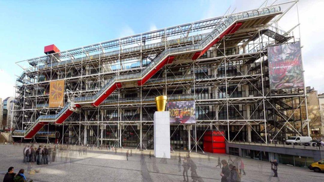 Comprar entradas centro pompidou