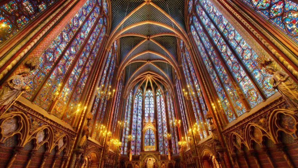Comprar entradas sainte chapelle