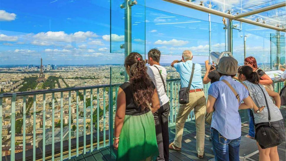 Comprar entradas torre montparnasse