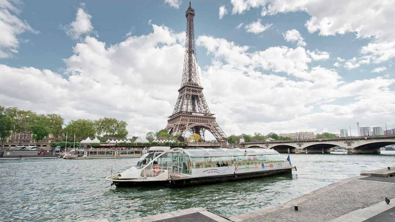 transporte paris