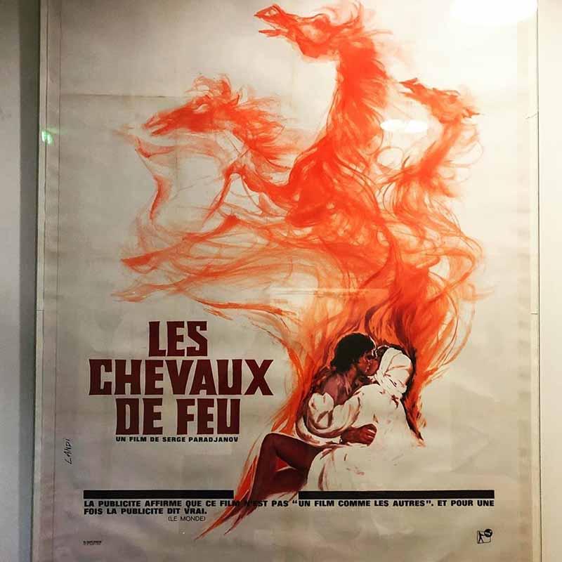 adonde queda el museo de cine de paris