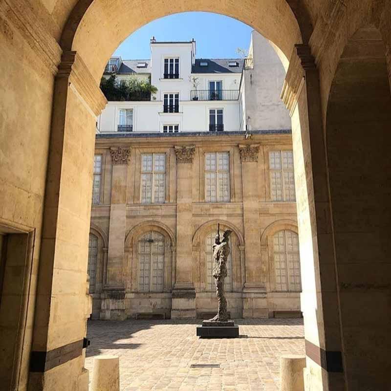 adonde queda el museo judio de paris