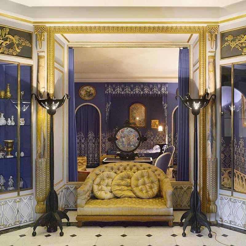 adonde se encuentra el museo de artes decorativos de paris