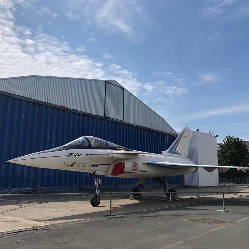 aviones del museo del aire le bourget