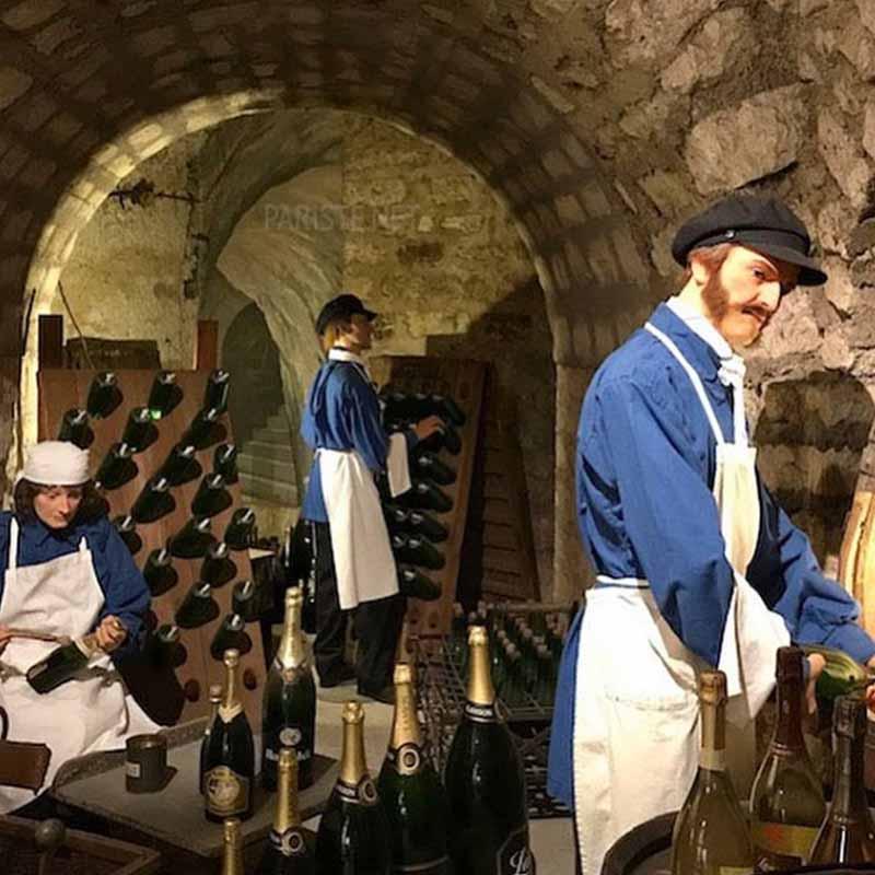 comprar entrada al museo del vino