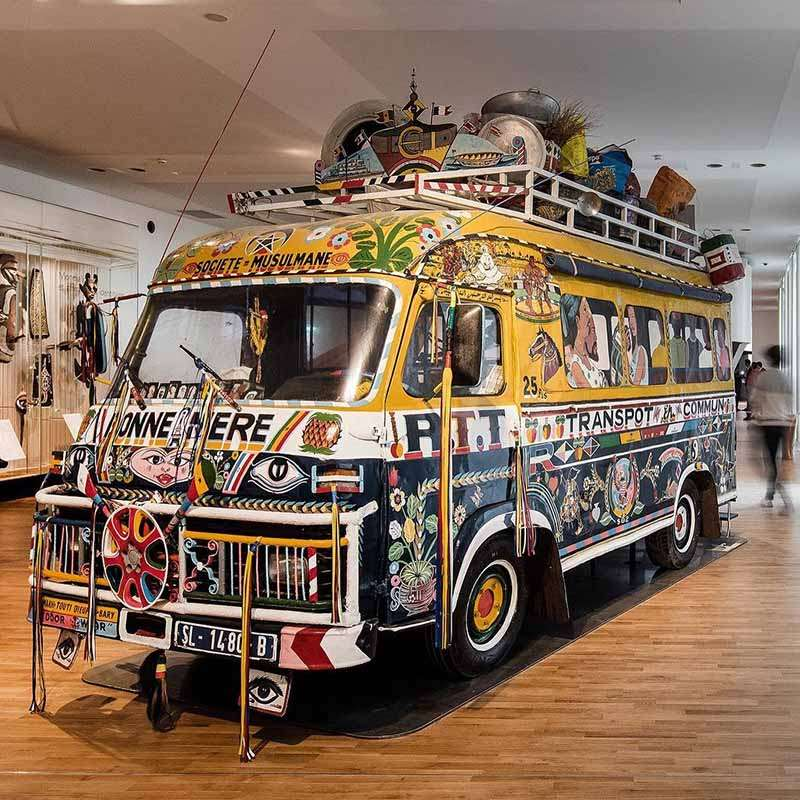donde queda el museo del hombre paris