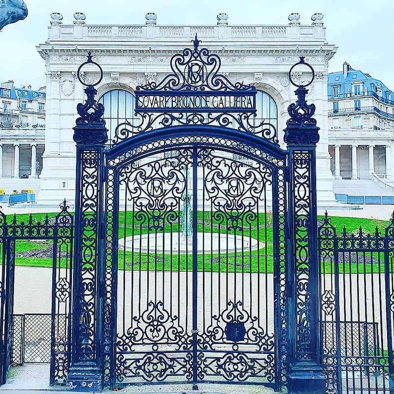 entradas palais galliera