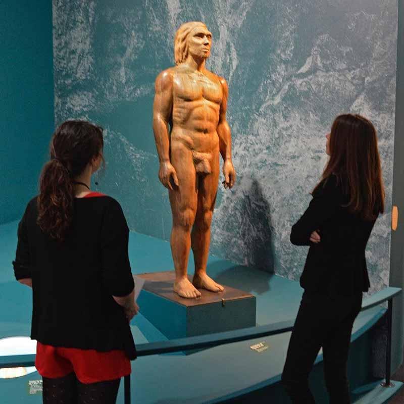 galeria del hombre paris