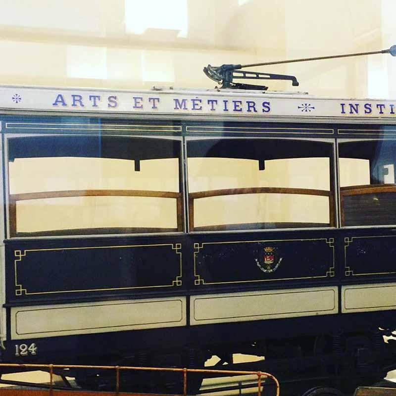 musee des arts et metiers de paris como llegar