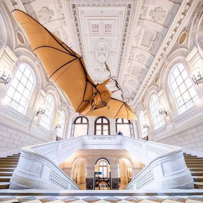 museo de artes y oficios de paris