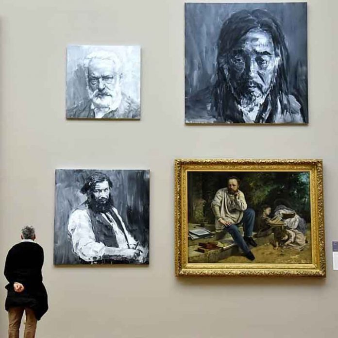 museo de bellas artes paris