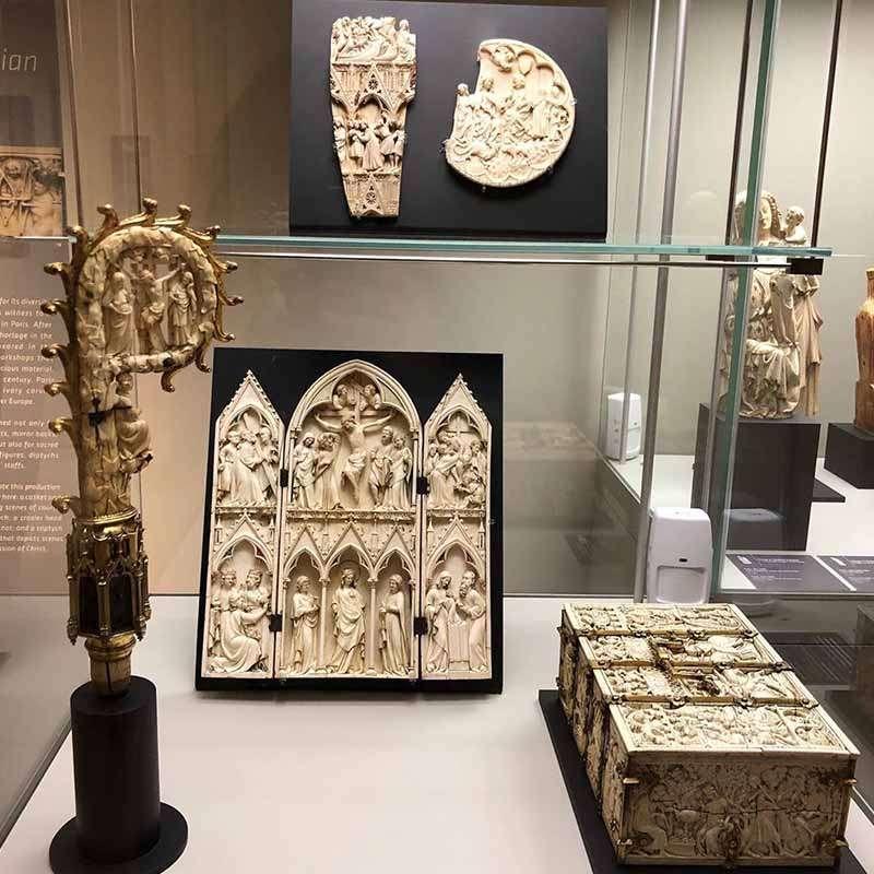 museo de cluny parís