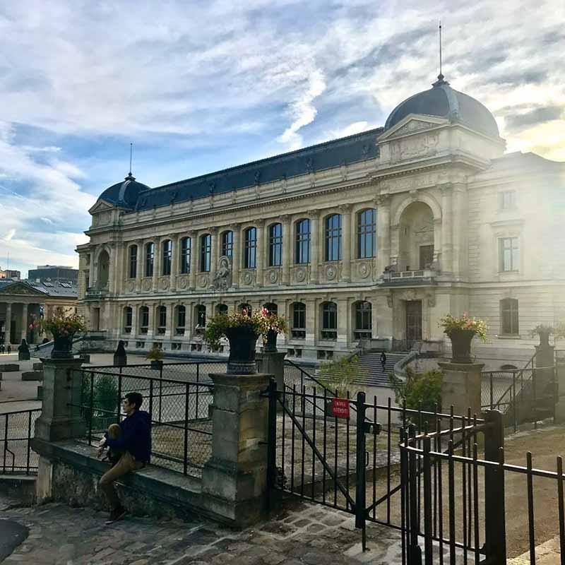 museo de historia natural paris precio