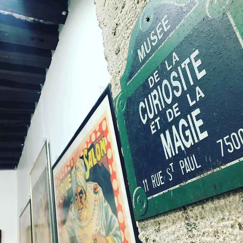 museo de la magia con niños