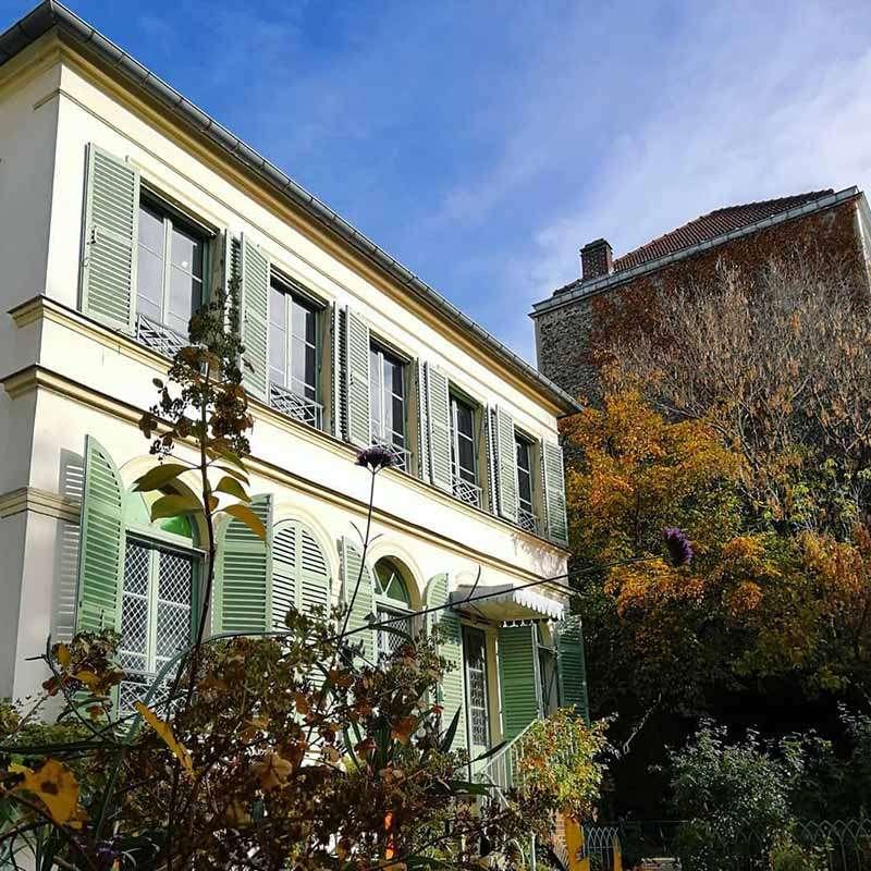 museo de la vie romantique paris