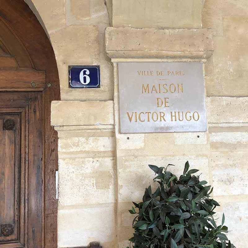 museo de victor hugo en paris