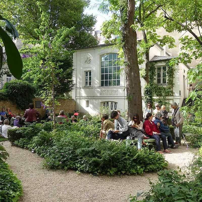 museo delacroix paris