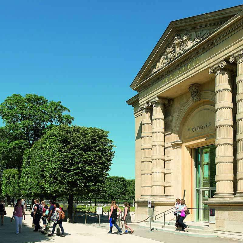 museo orangerie paris