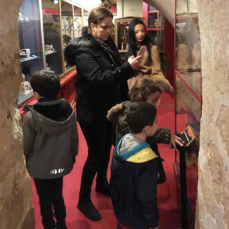 museo para niños en paris