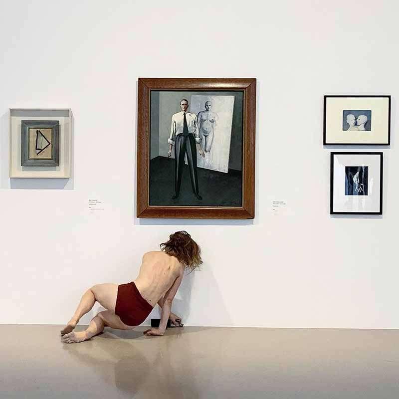 obras museo de arte moderno