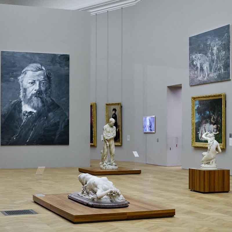 que ver en el museo de bellas artes de paris