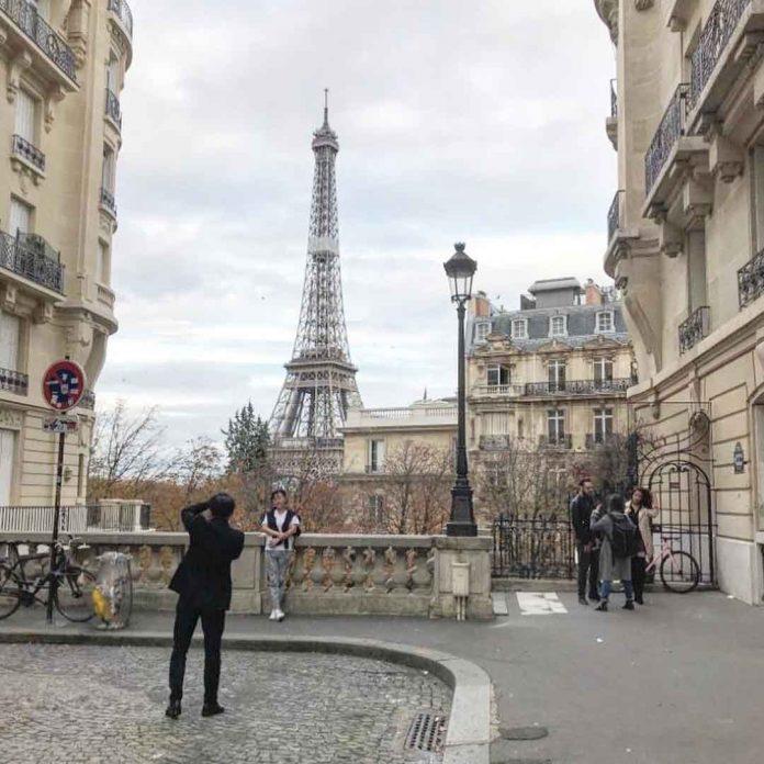 16 arrondissement paris