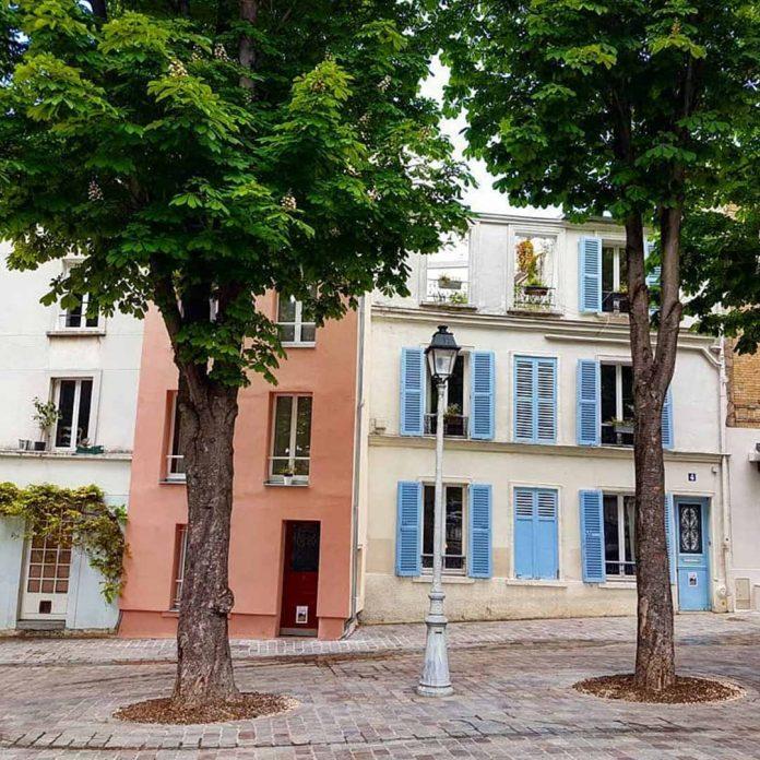 20 arrondissement paris