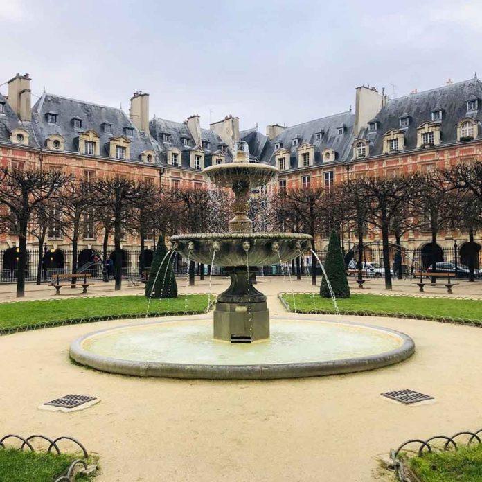 3 arrondissement paris