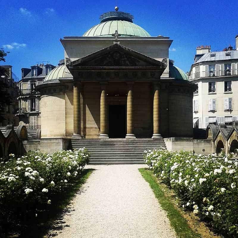 capilla de los reyes paris