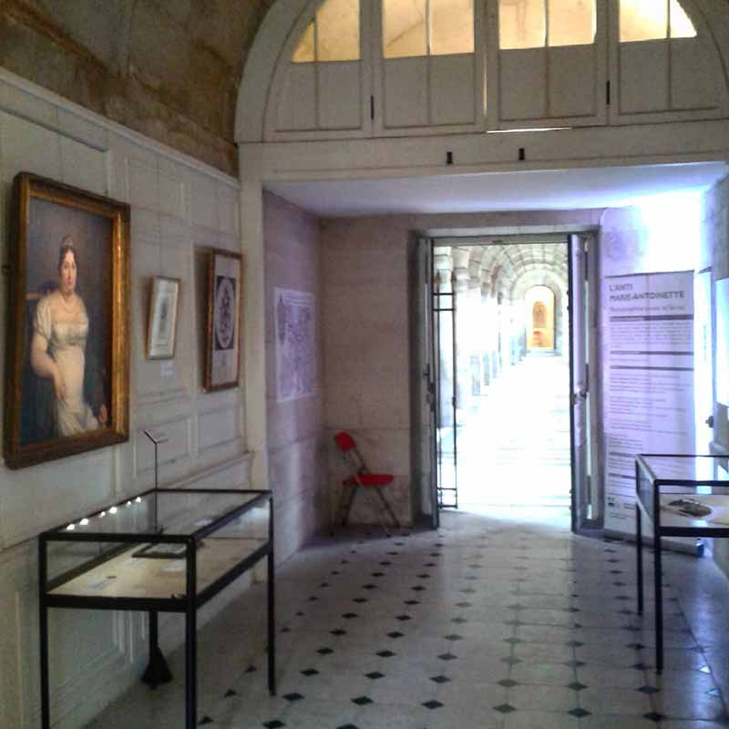 chapelle expiatoire de paris