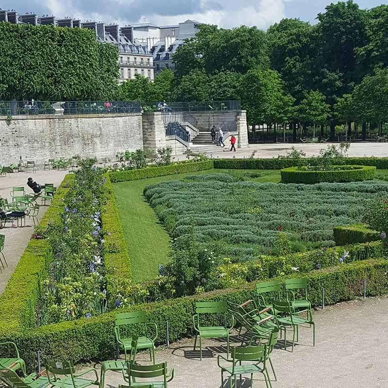 jardin des tuileries como llegar