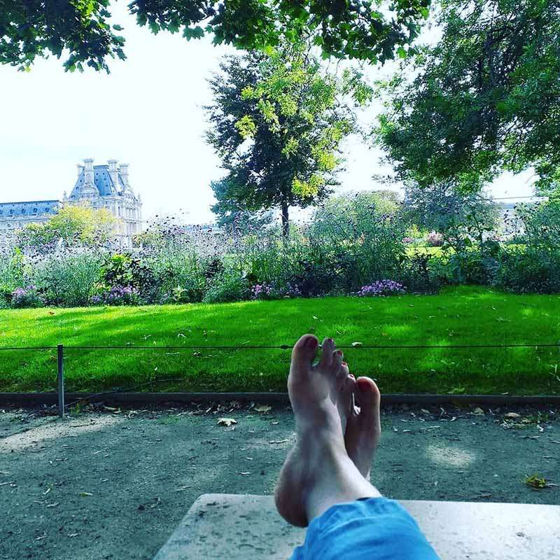 jardin des tuileries horarios