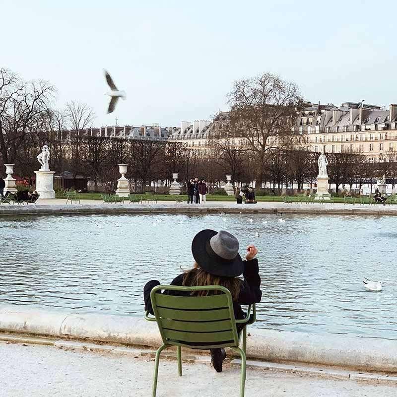 jardines de las tullerias paris