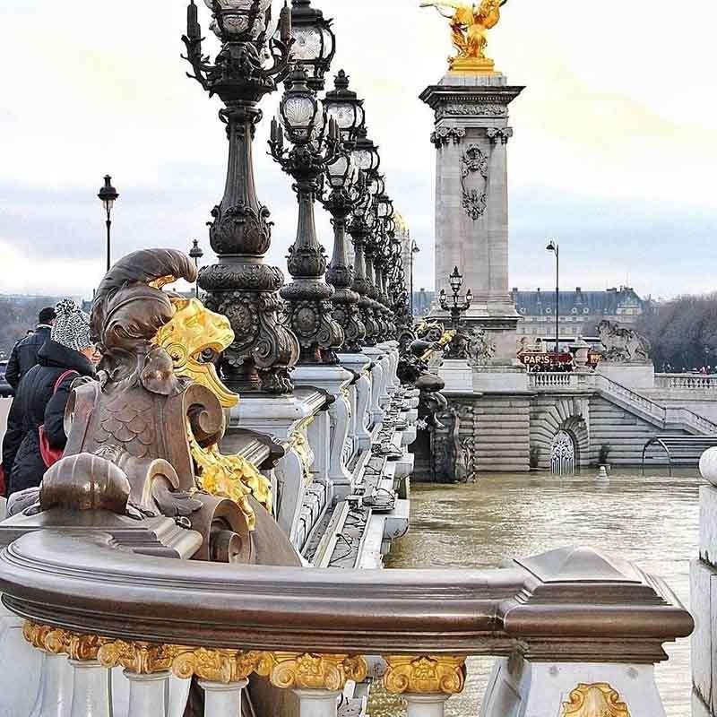 puente de alexandre paris