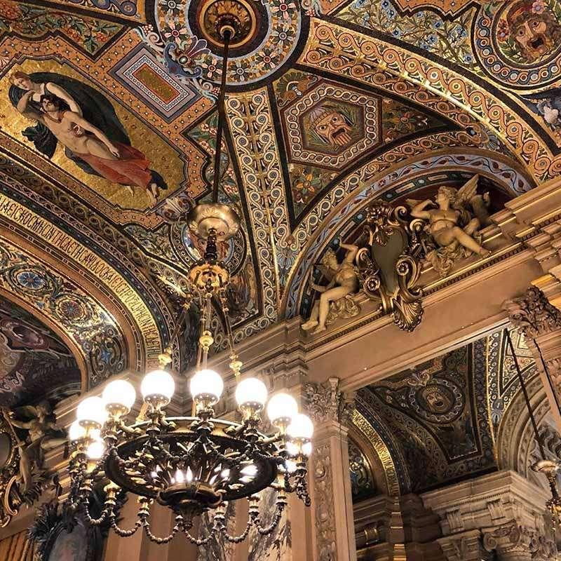 visitar opera paris