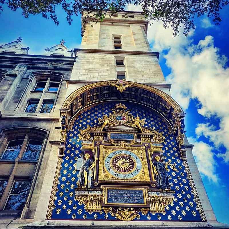 itinerario de 2 dias en paris