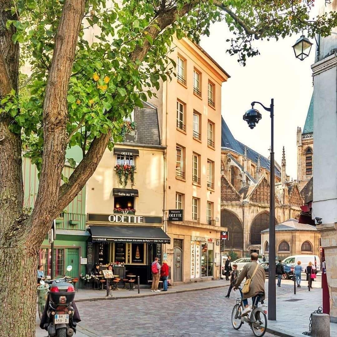 sitios para visitar en paris en un dia